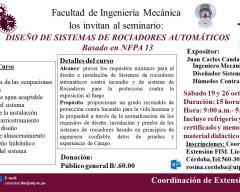 Diseño de Sistemas de Rociadores Automáticos