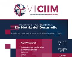 VIII Congreso Internacional de Ingeniería Mecánica