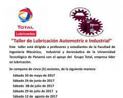 fim taller lubricación automotriz e industrial
