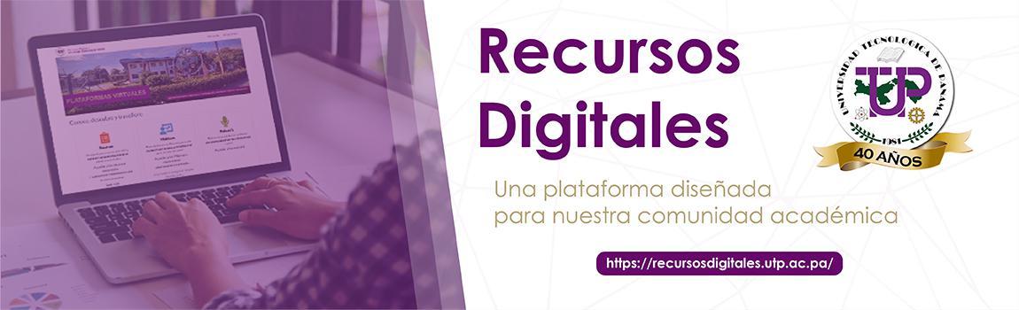 Ingresar a la Plataforma Recursos Digitales